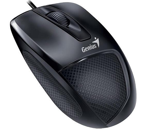 Genius DX-150X / optická / 3 tlačítka / 1000dpi - černá