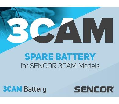 3CAM BATTERY Sencor