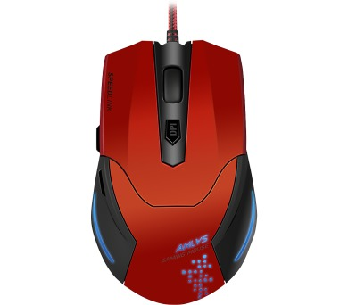Počítačová myš SpeedLink SL 680001-BKRD Gaming Mouse + DOPRAVA ZDARMA