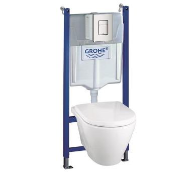Grohe WC Koupelnový set - Kompletní sada (modul + DOPRAVA ZDARMA
