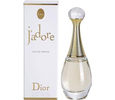 Christian Dior J'adore parfémovaná voda dámská 30 ml