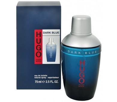Hugo Boss Dark Blue toaletní voda pánská 75 ml