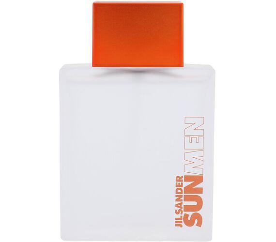 Jil Sander Sun For Man toaletní voda 75 ml