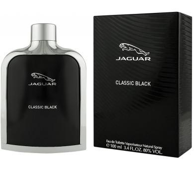 Jaguar Classic Black toaletní voda 100 ml