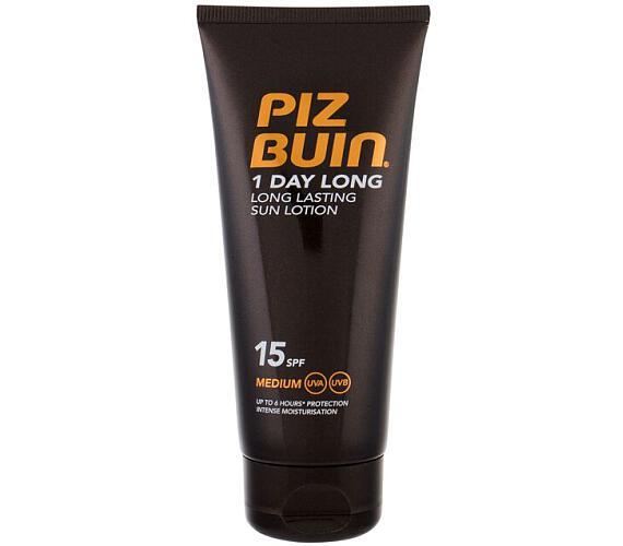 Kosmetika Piz Buin 1 Day Long Lotion SPF15 100ml (Celodenní ochrana)