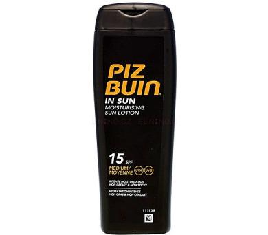 Kosmetika Piz Buin In Sun Lotion SPF15 200ml (Mléko na opalování SPF15)