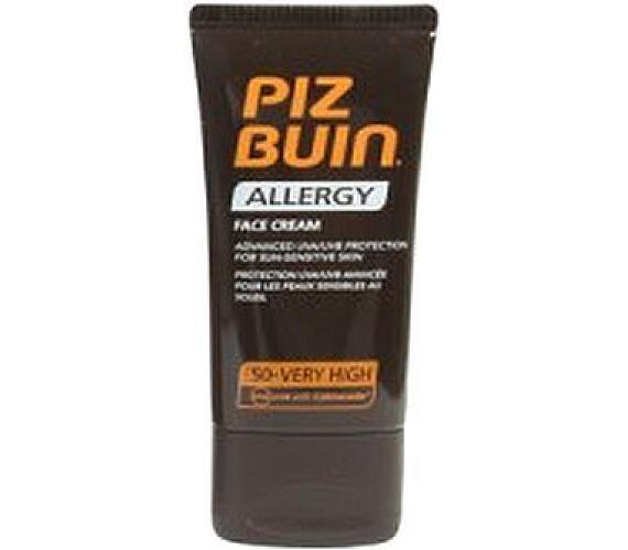 Kosmetika Piz Buin Allergy Face Cream SPF50 40ml (Proti alergii)