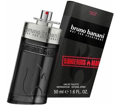 Toaletní voda Bruno Banani Dangerous Man