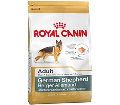 Granule Royal Canin Německý Ovčák 12 kg