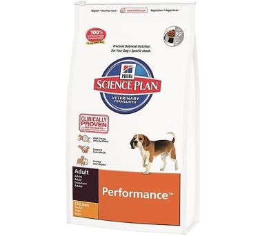 Granule Hill's Canine Performance 12 kg