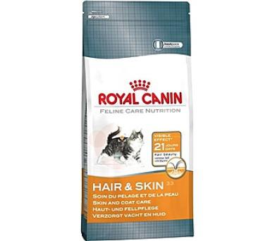 Granule Royal Canin Hair Skin 10 kg