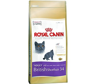 Granule Royal Canin British Shorthair 10 kg