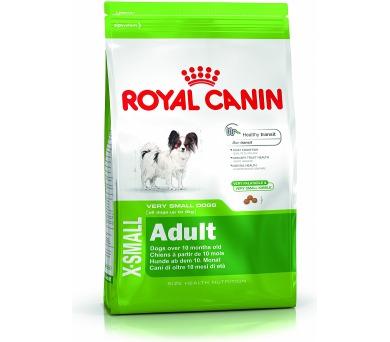 Granule Royal Canin X-Small Adult 3 kg