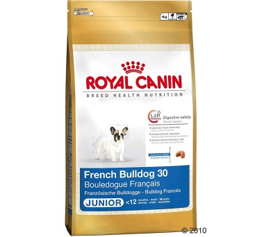 Granule Royal Canin Fr. Buldoček Junior 3 kg
