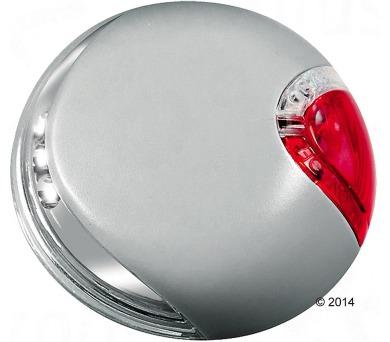 Flexi Vario LED Lighting System na vodítko/suchý zip - černá