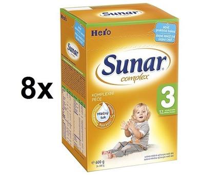 Sunar Complex 3 + DOPRAVA ZDARMA