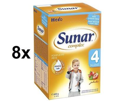 Sunar Complex 4 jahoda