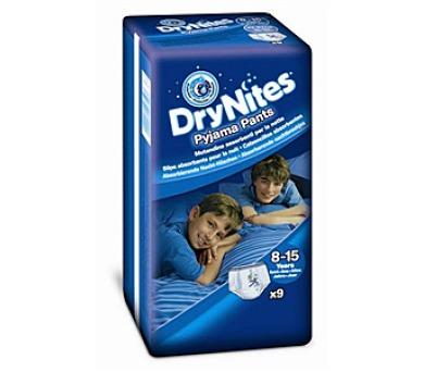 Plenkové kalhotky HUGGIES® Dry Nites Large - Boys 27-57 kg