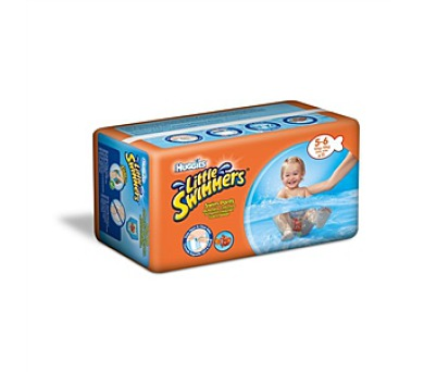 Plenky HUGGIES® Little Swimmers vel. 5-6/12-18 kg 11ks