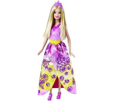 Barbie Mattel princezna + DOPRAVA ZDARMA