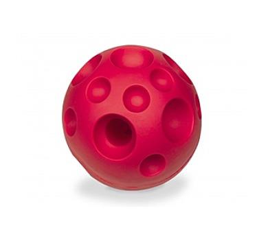 Nobby Snack Ball Soft interaktivní 12cm - červená