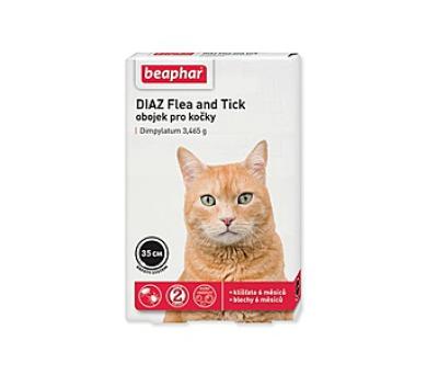 Beaphar DIAZ antiparazitní pro kočky 35 cm