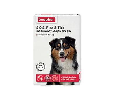 Beaphar SOS antiparazitní pro psy 70 cm