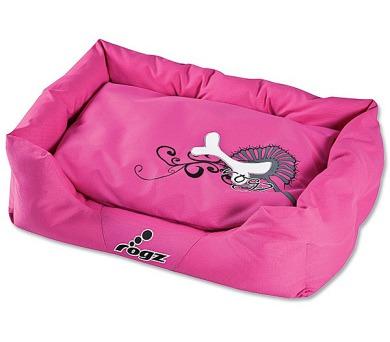 Rogz SPICE PODZ Pink Bone S