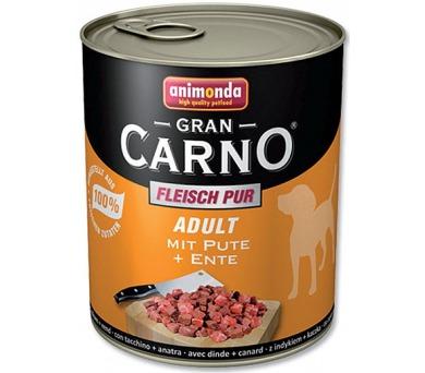 Animonda Adult Gran Carno krůta + kachna 800g
