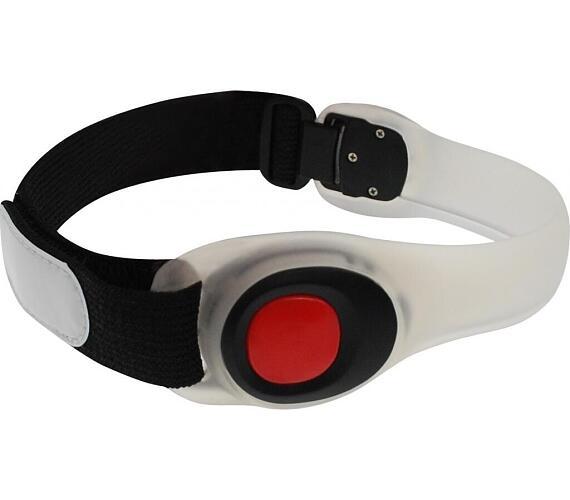 SportTeam LED 20 x 4 cm - červená