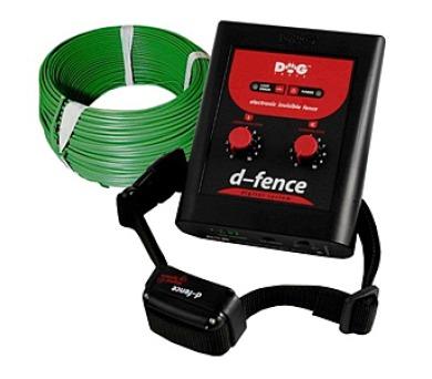 Elektronický neviditelný plot Dog Trace d-fence 101