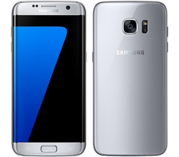 Samsung Galaxy S7 edge 32 GB (G935F) - stříbrný + DOPRAVA ZDARMA