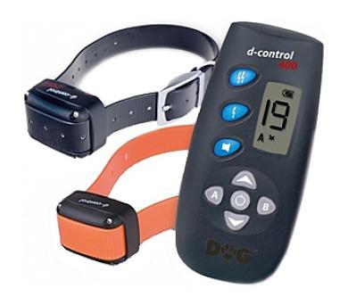 Obojek elektronický/výcvikový Dog Trace d-control 402