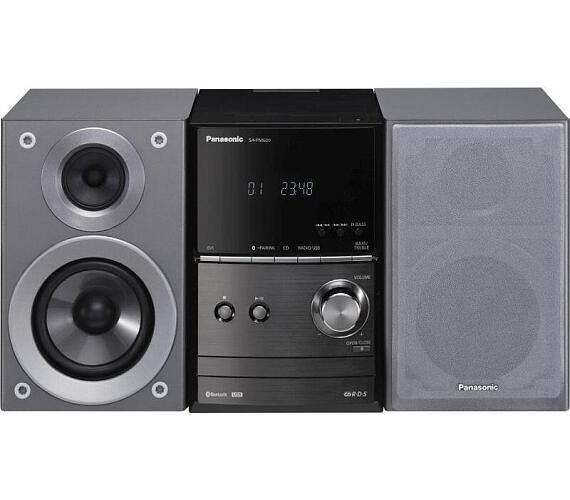 Panasonic SC PM600EG-K