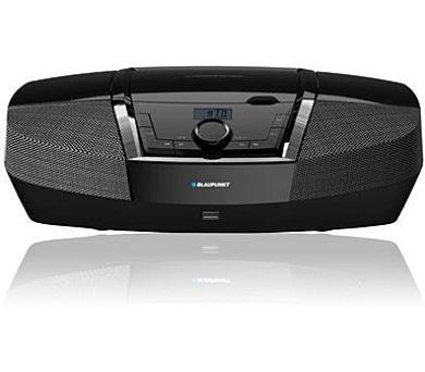 BLAUPUNKT BB12BK FM PLL CD/MP3/USB/AUX černý
