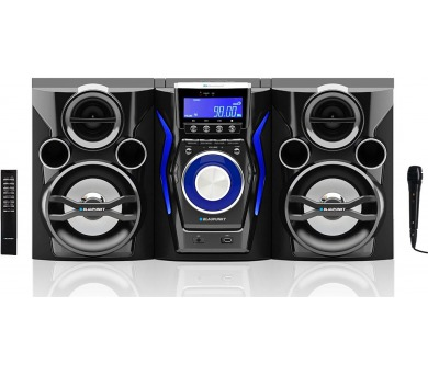 BLAUPUNKT MC60BT FM/CD/MP3/USB/karaoke + DOPRAVA ZDARMA
