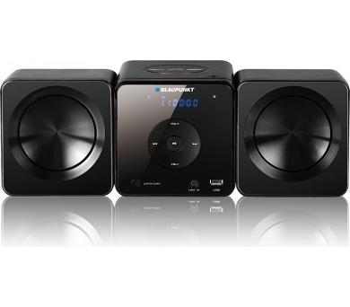 BLAUPUNKT MS5BK FM/CD/MP3/USB + DOPRAVA ZDARMA