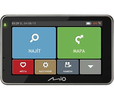MIO Combo 5207 TRUCK / KARAVAN GPS navigace + DOPRAVA ZDARMA