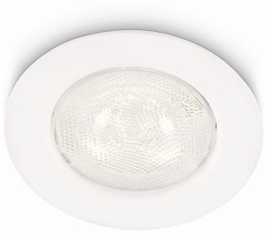 Sceptrum SVÍTIDLO ZÁPUSTNÉ BÍLÁ LED 1x3W 230V Philips 59101/31/16