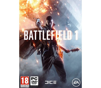 PC Battlefield 1 + DOPRAVA ZDARMA