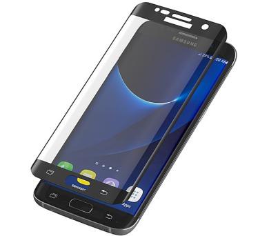 InvisibleSHIELD Glass Contour pro Samsung Galaxy S7 Edge - černý rám + DOPRAVA ZDARMA