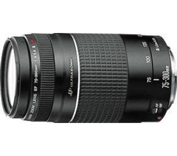 CANON EF 75-300mm f/4.0-5.6 III USM ** + DOPRAVA ZDARMA