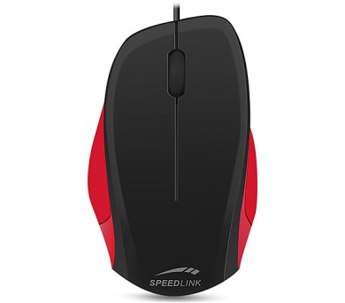 SPEEDLINK Ledgy Mouse - red