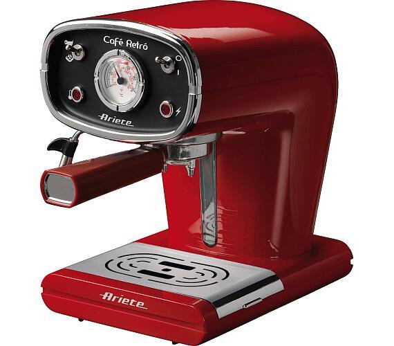 Ariete Retro Espresso kávovar + DOPRAVA ZDARMA