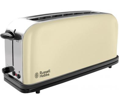 Russell Hobbs Classic Cream toastovač s dlouhou přihrádkou 21395-56