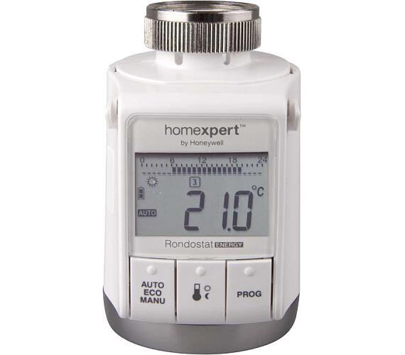Digitální termostatická hlavice HR25EE