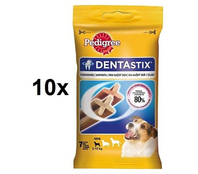 Pedigree Dentastix SMALL 10 x 7pack
