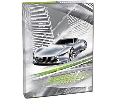 Stil A4 s klopou Fast Cars