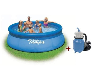 Bazén Tampa 3,96x0,84 + PF ProStar 3 + hadice SET + DOPRAVA ZDARMA