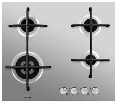 AEG Mastery HG654421UM + DÁREK v hodnotě až 9.000 Kč * + DOPRAVA ZDARMA